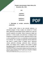 Valeriu Stoica - Drept Civil - Drepturi reale principale (cartea - varianta digitală).doc