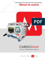 Cardioversor Cardiomax - Instramed