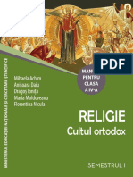 Manual Religie IV Sem i