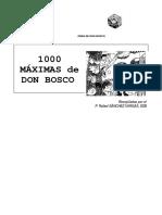 San Juan Bosco -1000 maximas de don Bosco.pdf