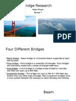 bridge resaerch