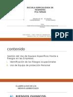 Gestion Del Uso de EPP