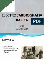 Presentacion ECG UCIC