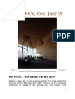 Hot Chefs Cool Jazz Vi 1