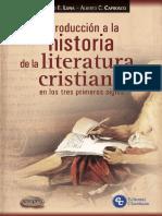 LONA, H. E., Introducción a la historia de la literatura cristiana en los tres primeros siglos, Claretiana 2014.pdf