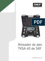 Manual TKSA40