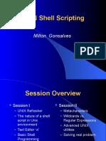 KORN Shell Scripting