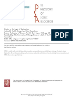 (S12) Hempel, C., Oppenheim, P. - Studies in the Logic of Explanation