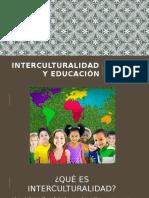 Interculturalidad y Educación Exposicion
