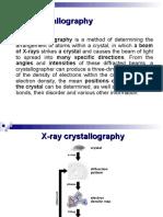 FALLSEM2016-17 BIT317 TH 1764 30-AUG-2016 RM001 X-ray Crystallography