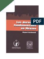Los Derechos Fundamentales en México - Miguel Carbonell
