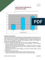 Stato Attuazione Piani Classificazione Acustica_2014