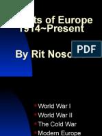 Europe1914on