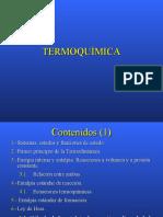 Termoquimica y