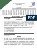 LP _3º ANO - Marciliano
