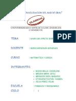 Tesis Matematica Unidad 1 Grupal