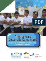 Sistematizacion Alternancia EDUVIDA 20161024 1538