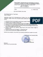 [Jadwal] Pelaksanaan Serdos Dokdiknis Tahun 2016