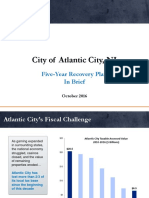 Atlantic City Recovery Plan in Brief 10.24.2016 - FINAL
