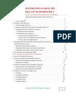 2. Materi Pelajaran Buku III-rpp