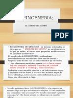 REINGENERIA - Carlos Bocangel Etchebarne