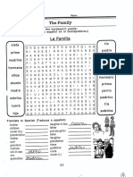 Family Practice Sheets