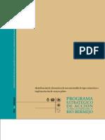 Identificación de alternativas de uso sustentable de tipo ecoturismo e implementación de ensayos piloto