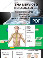 Sistema Nervioso Generalidades