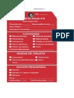 Cuestionario Gemba Anexo C