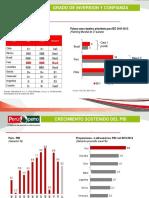 Presentacio de PERUPETRO Bogota 2012 D