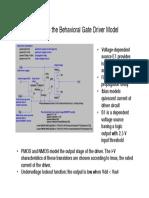 Driver Model