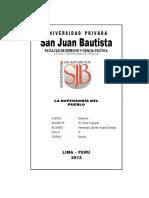 Defensoria  Del Pueblo de Perú Monografía