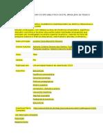 Revisão de Literatura Do IBTD