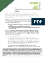 Alg Summary - Seattle Police Survey 2016