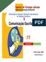 11auladfpcomunicaoescritaeoraldfpmetodologias2009aula11mododecompatibilidade-090622180801-phpapp02