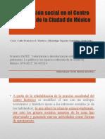 Apropiación social en el Centro Histórico de la Ciudad de México