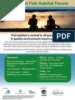 Fishers for Fish Habitat Forum Flyer_V8