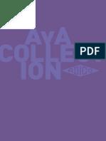 Adico Ava Collection Catálogo
