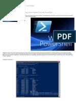 PowerShell Basics_ Managing Files and Folders