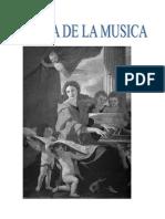 Teoria de La Música Resumen Del Libro de Francisco Moncada