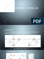 FILTRO IIR