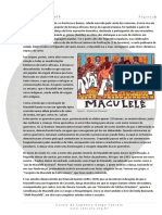 Senzala - Maculele