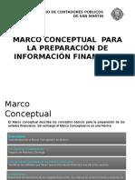 CCPSM- UNSM Marco Conceptual