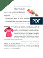 2.1.3 Diseño de Serigrafía_materiales Promocionales