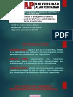 Utilidad Percibida de La Produccion Academica-contable