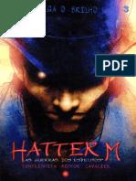 Hatter M - As Guerras Dos Espelhos - 03 de 04