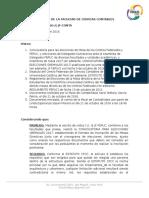 Resolución N°3- 2016- JF Conta