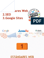 Web Estadar SEO Google