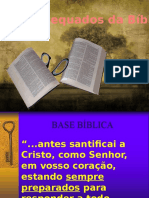 Conhecendo as Escrituras Evitando Erros