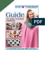 Guide to Free Crochet Patterns eBook.pdf